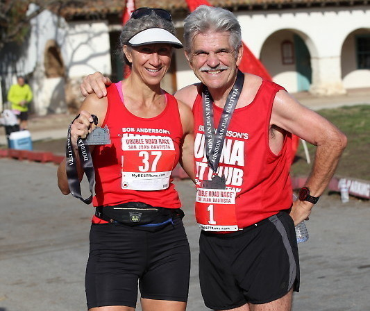 My Best Runs founder Bob Anderson is the featured runner on Amby Burfoot's Lifetime Running website today