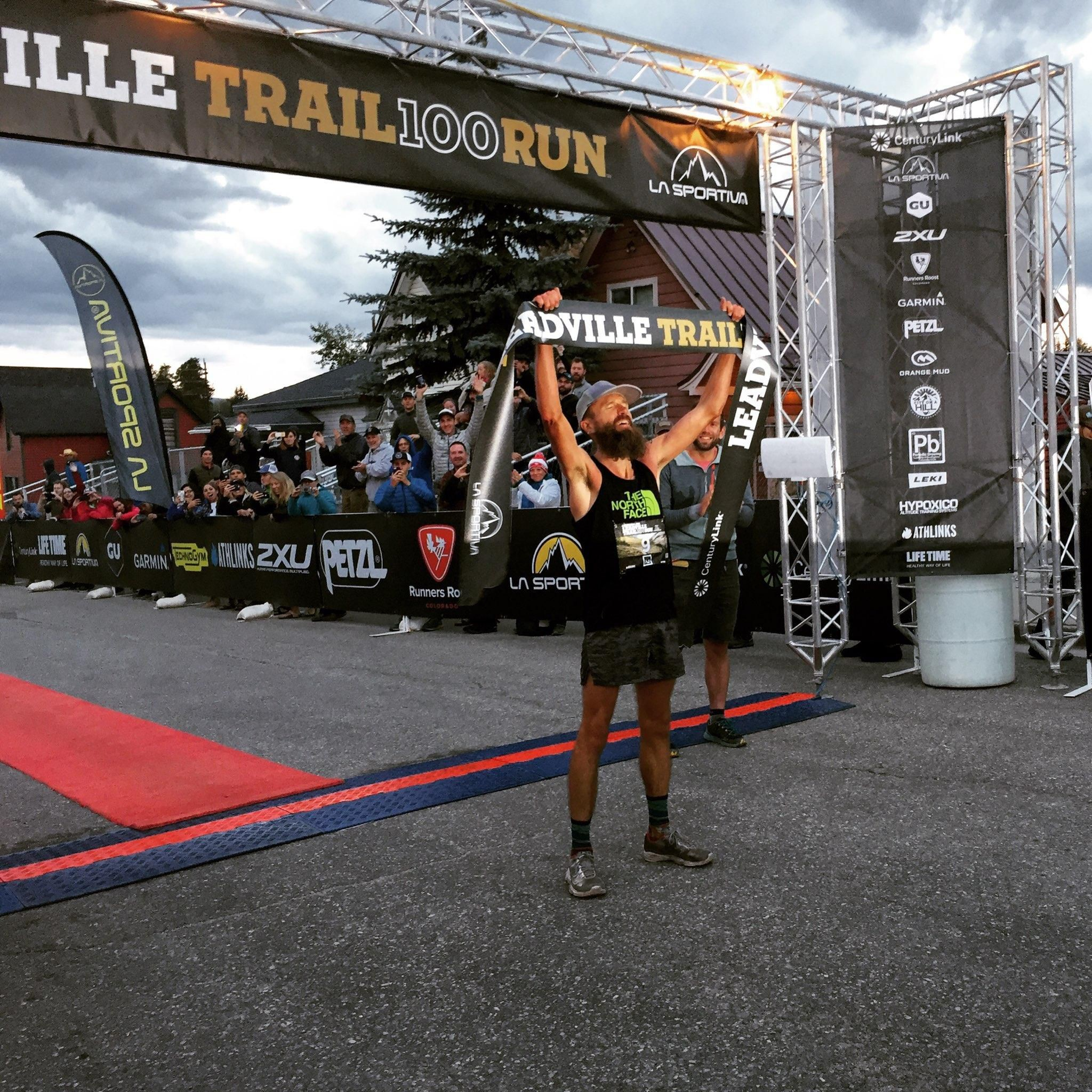 Krar returned to Leadville 100 for his second win with over a hour ahead of second place
