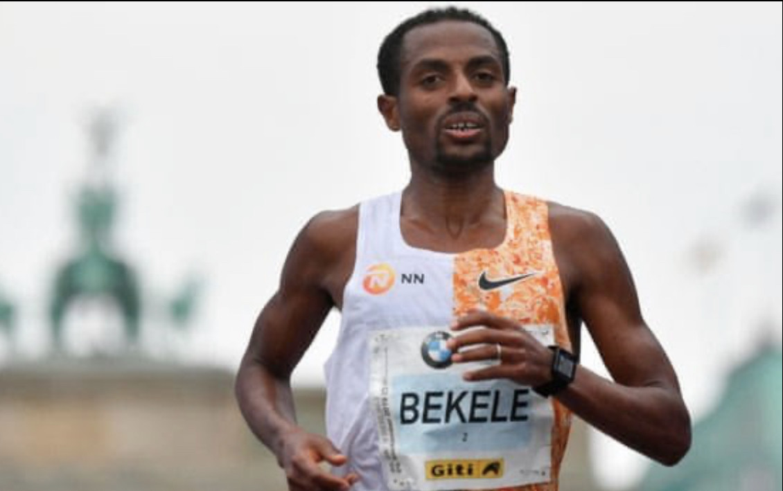 Kenenisa Bekele and Eliud Kipchoge will face off at the London Marathon