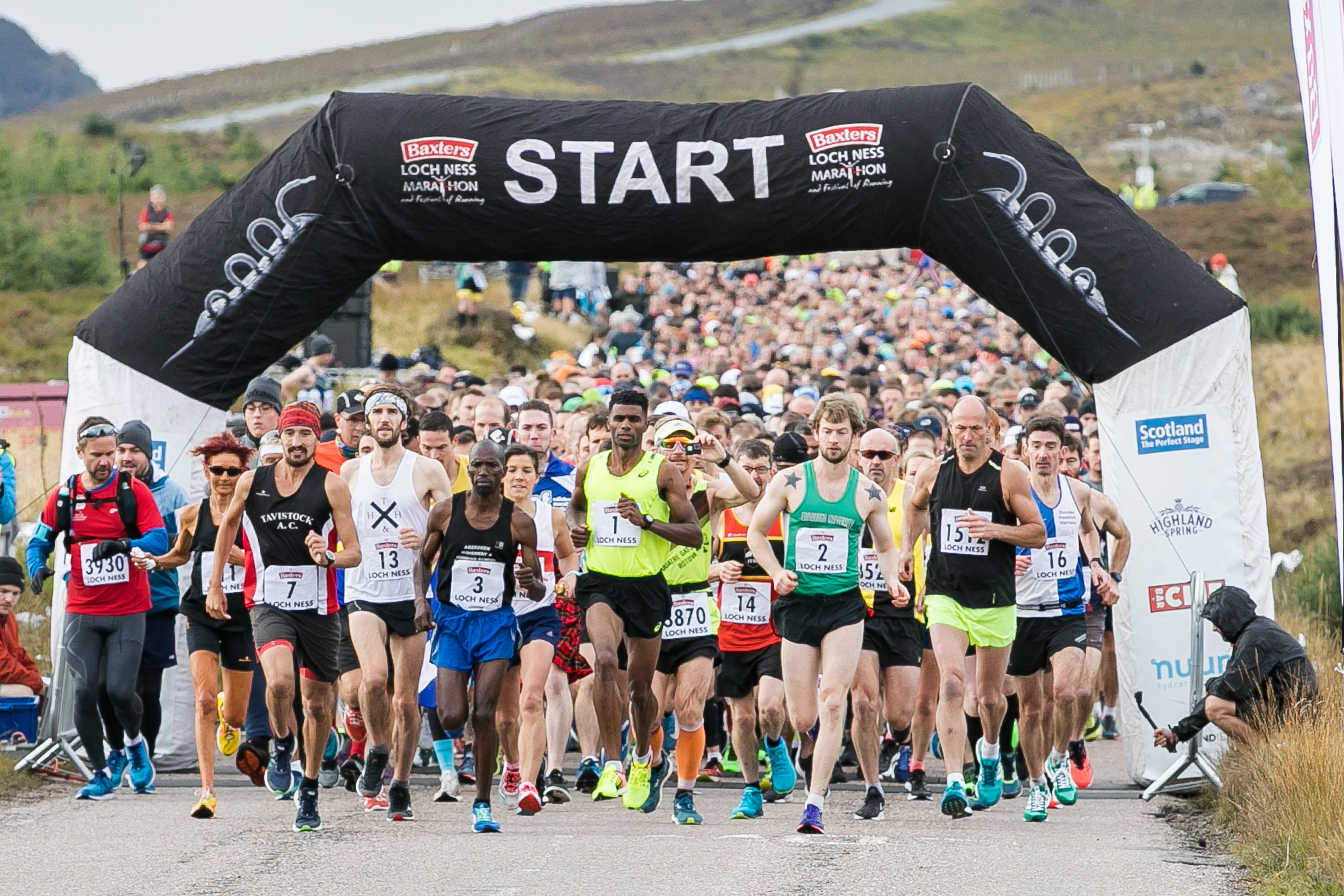 Baxters Loch Ness Marathon cancelled due to the ongoing Coronavirus pandemic