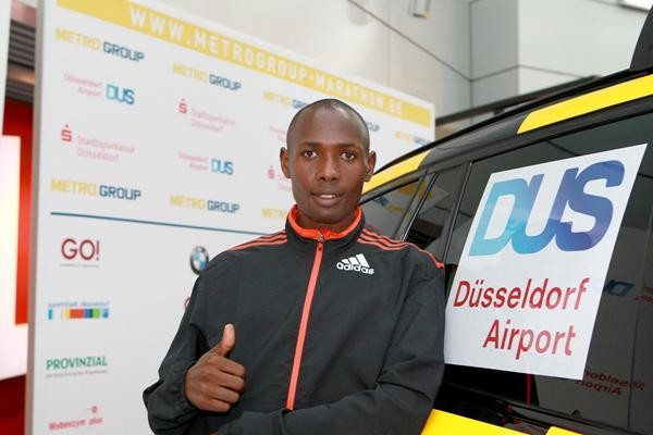 Kenya's Duncan Koech and Karolina Nadolska of Poland will head the field at the HAJ Hannover Marathon
