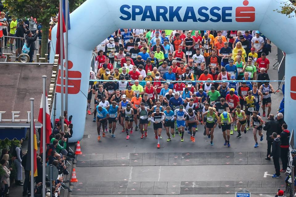The Sparkasse 3-Lander Marathon  has been cancelled due to the pandemic