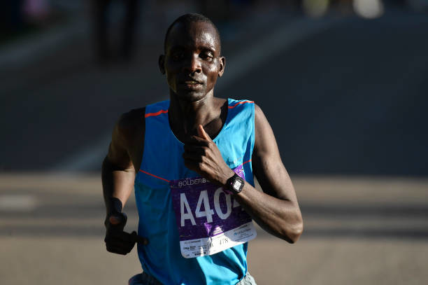 Kenya's Martin Kosgei goal is to win the Frankfurt Marathon