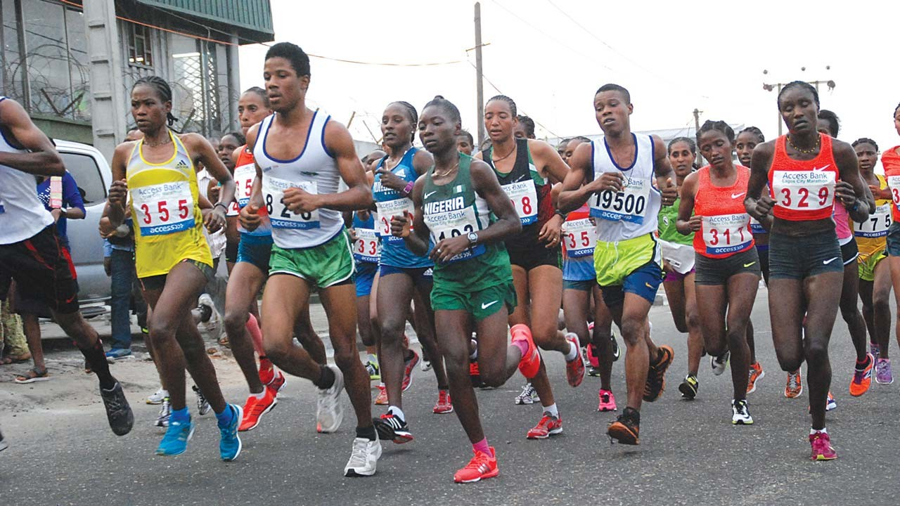 The Lagos City Marathon has become a world-class event in three years!