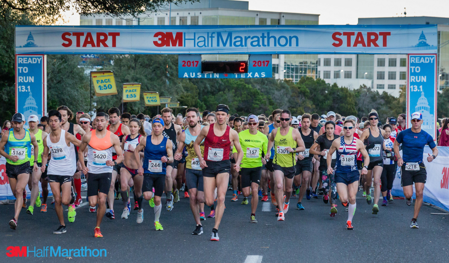 3M Half Marathon is prepared for the Largest Field in 25-Year History