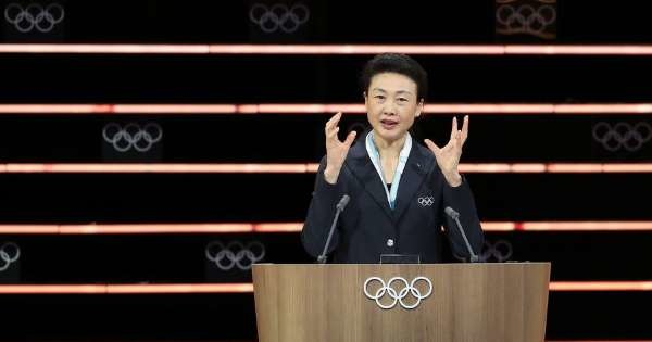China's IOC member Li Lingwei said that the postponement of the Tokyo Olympic Games could be a chance for athletes to become real champions