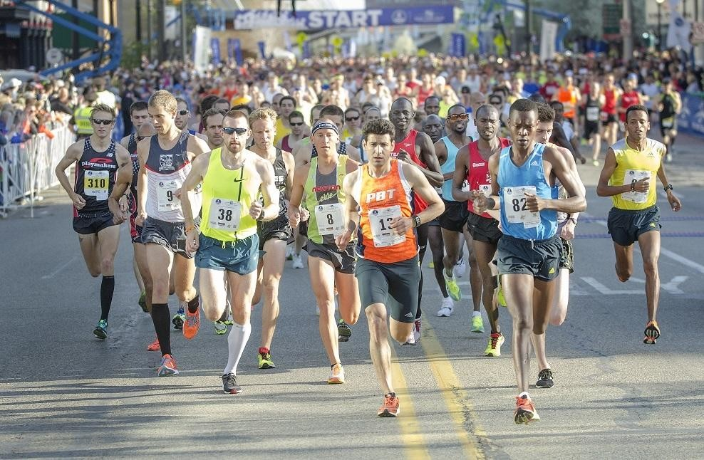 The Elite field at the River Bank 25k Run and other races may be affected because they needed to move their date to the fall