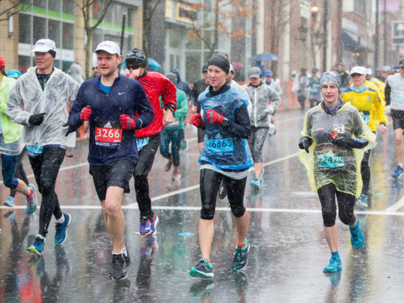 A higher percentage of men dropped out of the 2018 Boston Marathon than women, here is why
