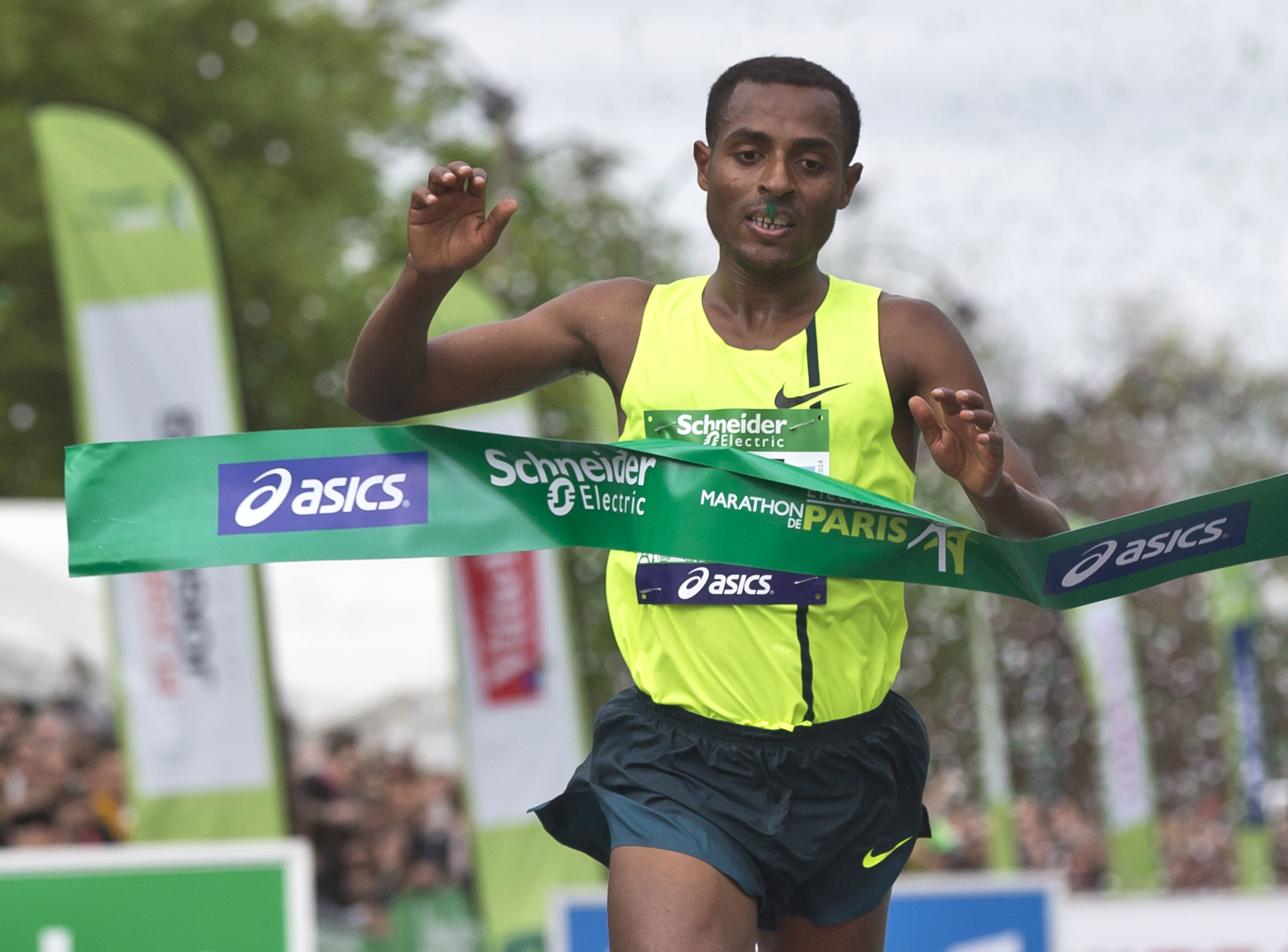 Bekele wins in Kolkata
