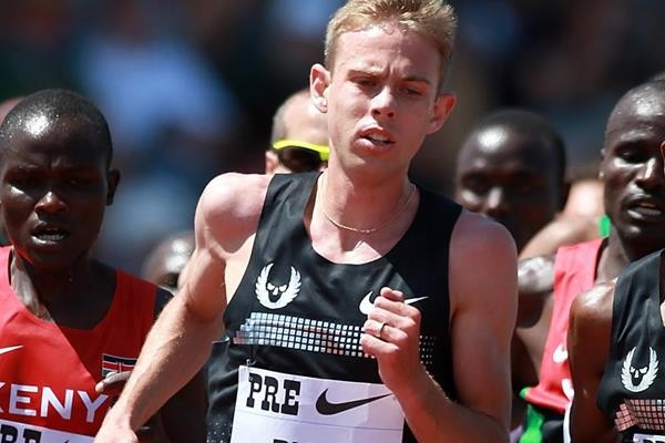 Galen Rupp is going to be racing the Tilburg Ten Miles before the Chicago Marathon