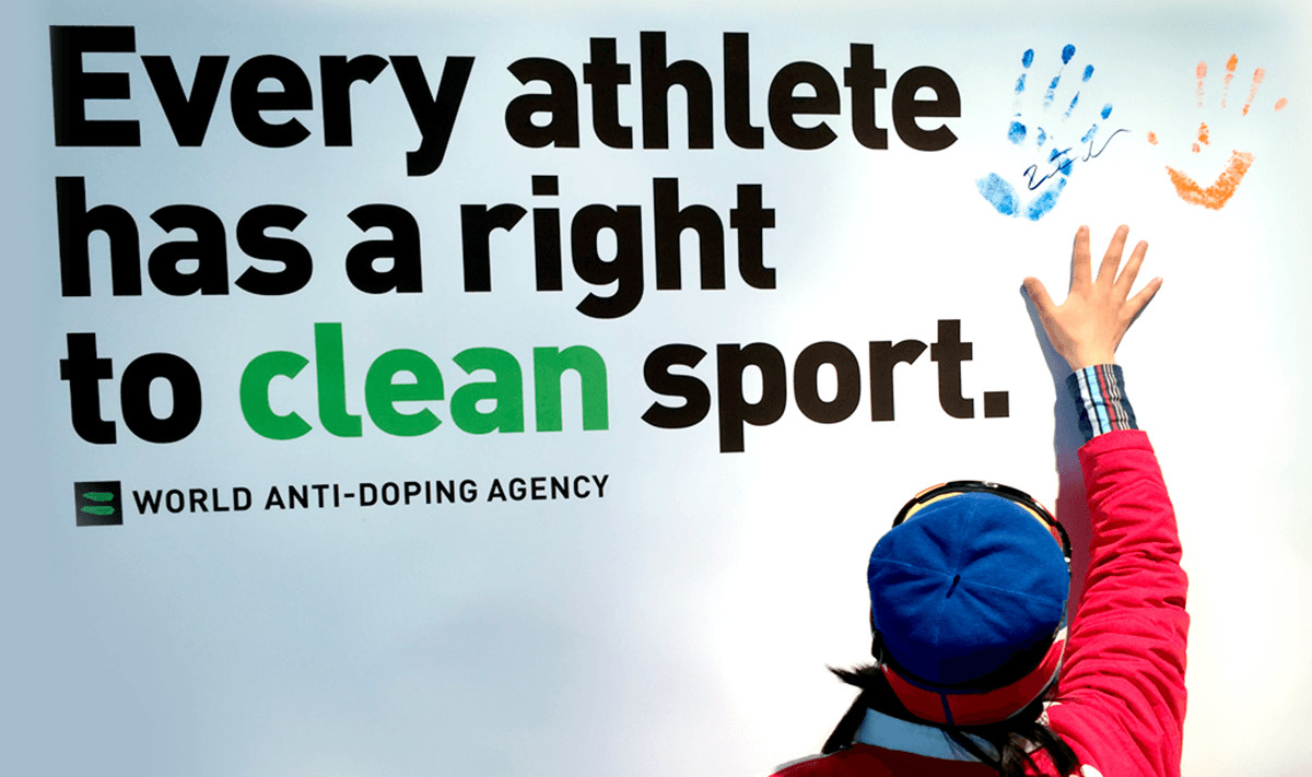 Doping can damage the credibility of our sport