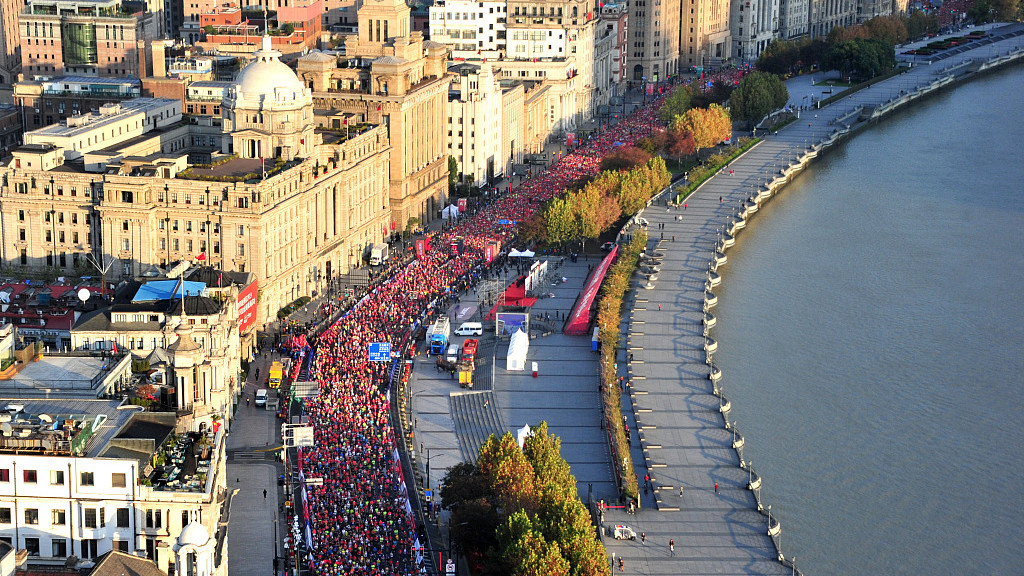 2020 Shanghai Marathon will take place on November 29, organizers announced on Wednesday with a field around of  9,000 runners