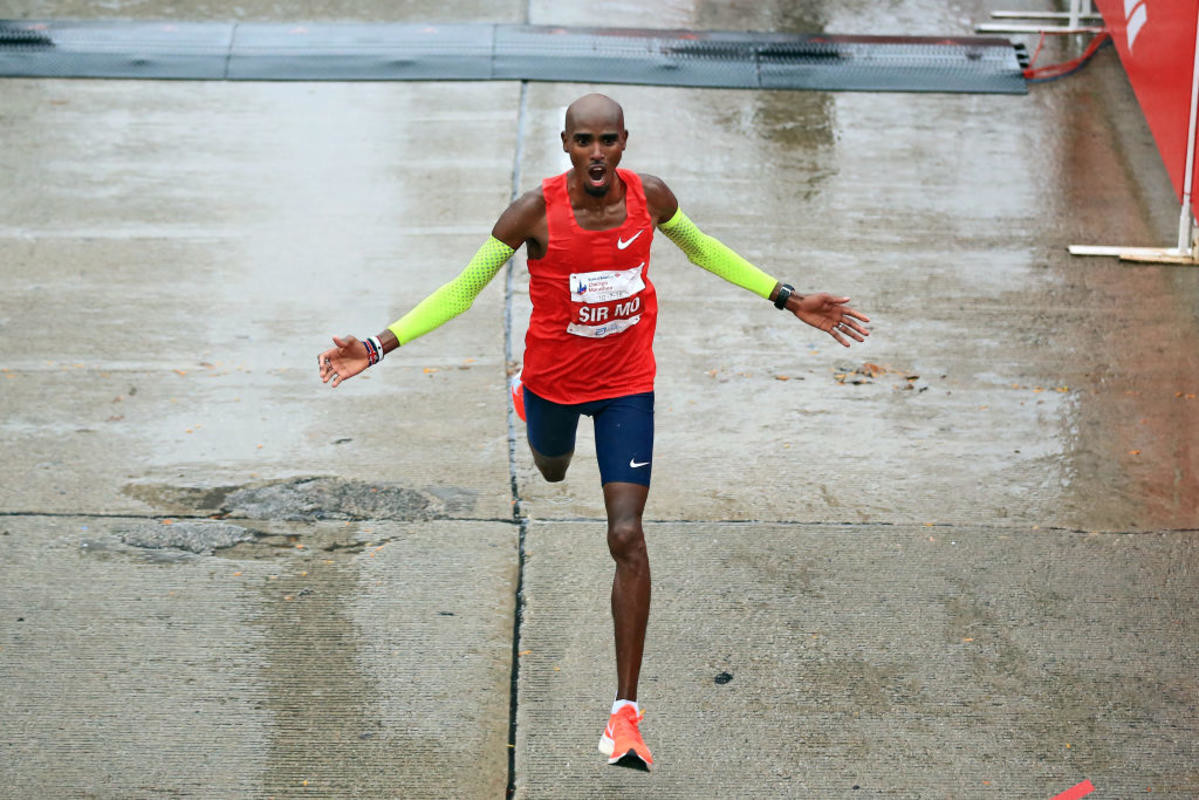 How Mo Farah will be able to run both World Championships and Chicago!