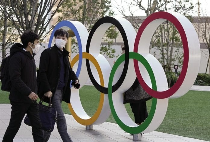 Japan's government has decided to stage Olympics without overseas spectators
