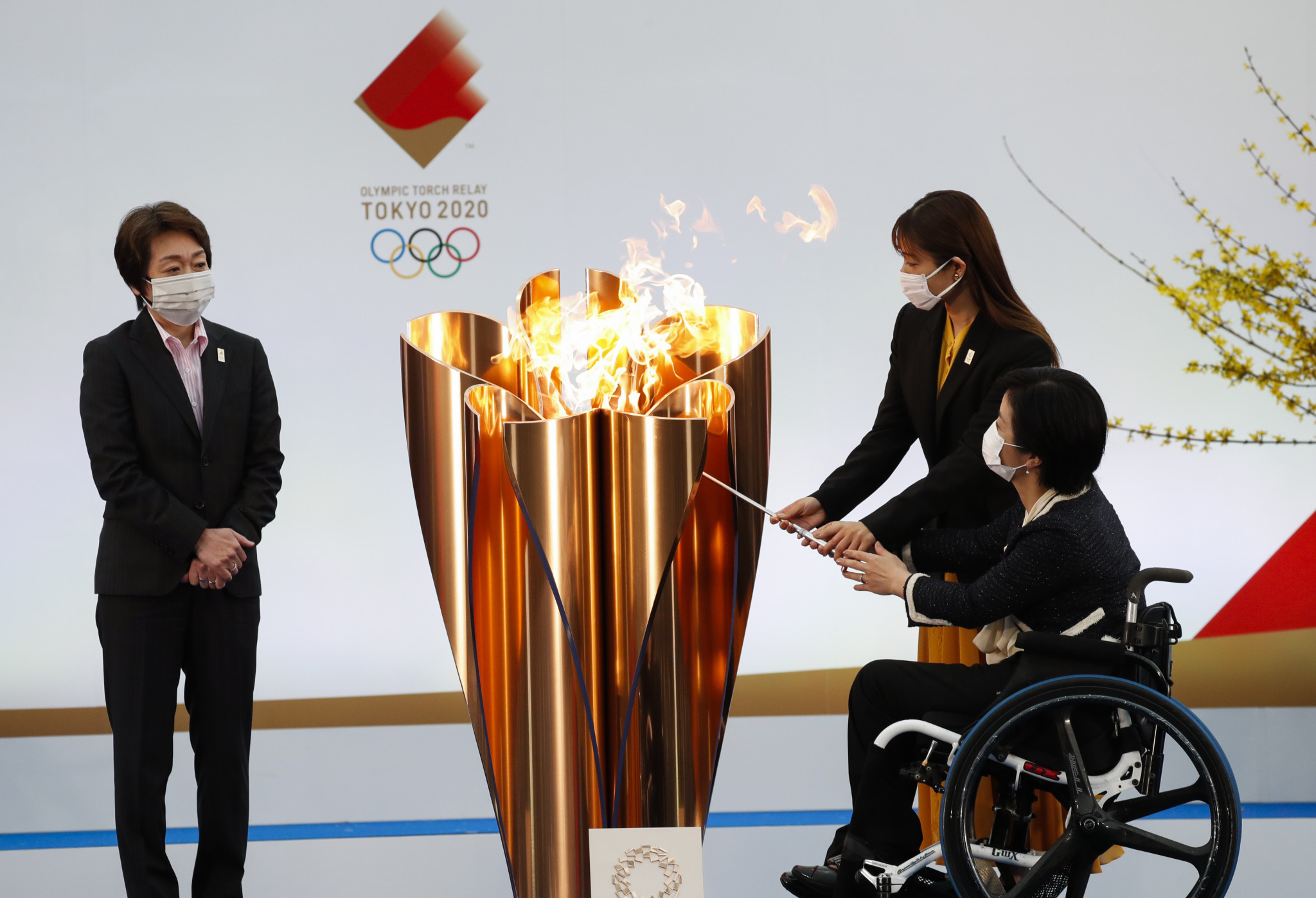 Tokyo Olympics torch relay got off to a low-key start after a year's coronavirus delay on Thursday