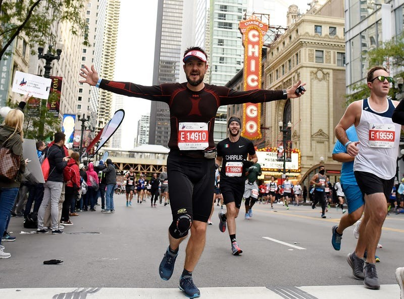 Registration Opens For 2021 Bank of America Chicago Marathon