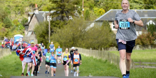 The Great Run Company has announced that the Stirling Marathon will be canceled for 2020