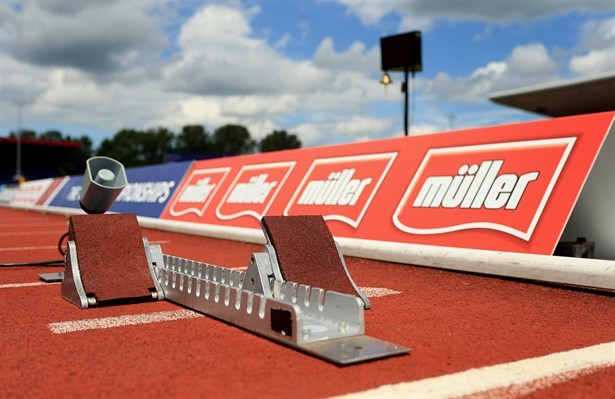 Müller is extending its partnership with British Athletics until the end of 2021 with a £400m ($512m) investment