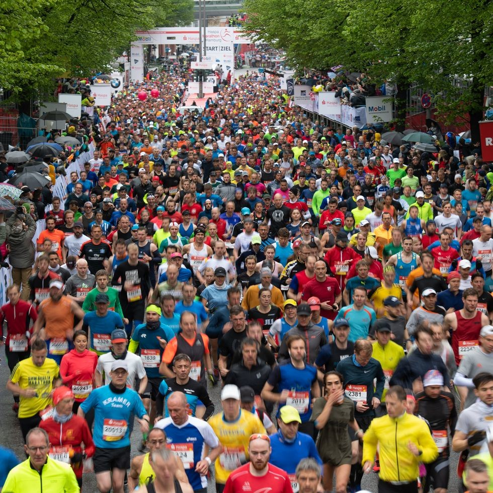 Hamburg Marathon, Which Still Hasn't Canceled, Announces a Strict Hygiene Policy