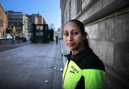 Des Linden is set for the New York City Marathon and then the 2020 Olympic Marathon Trials