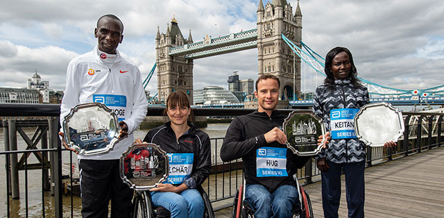 How the Abbott World Marathon Majors $820,00 was dished out
