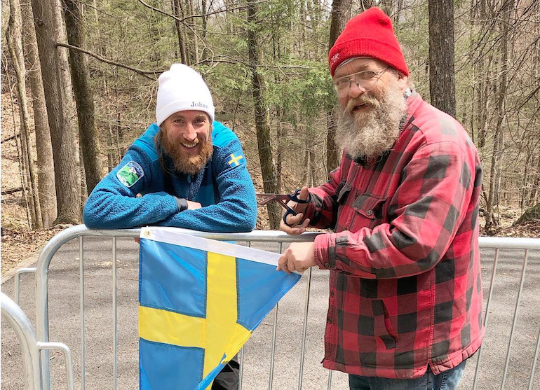 No finisher at the Barkley Marathons again this year (also, no race)