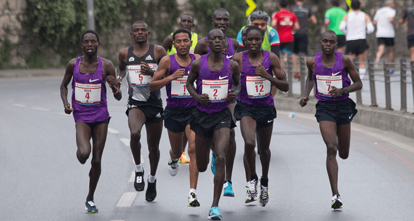 A stronge elite field is ready to take on the Vodafone Instanbul Half Marathon