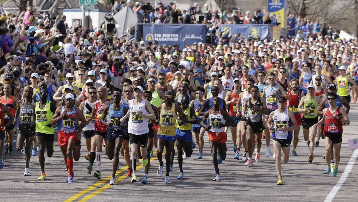 BAA is planning a smaller in-person Boston Marathon