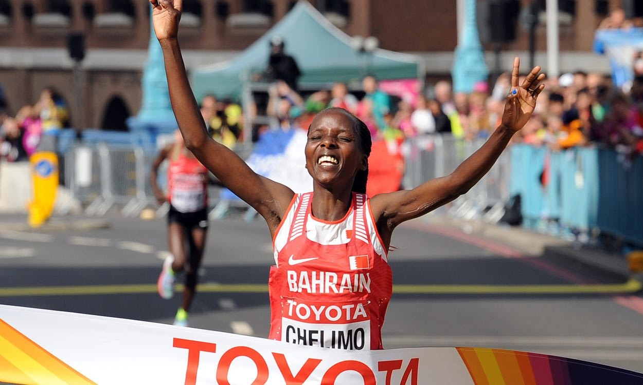 World champion marathon Rose Chelimo and European champion 10,000 meters Lonah Salpeter are set to compete for the podium at the 32nd edition of the CZ Tilburg Ten Miles