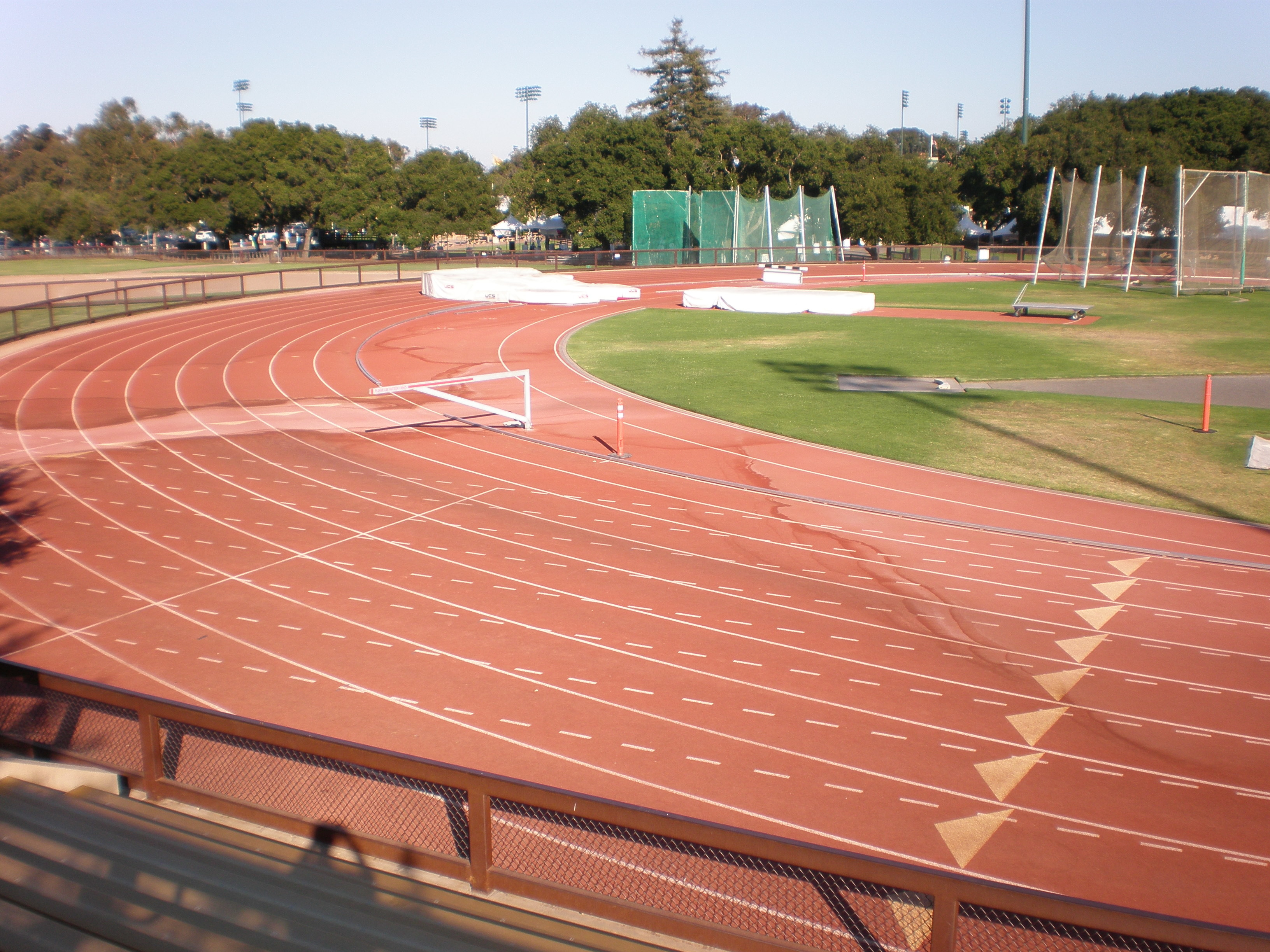 How the coronavirus is affecting Track and Field