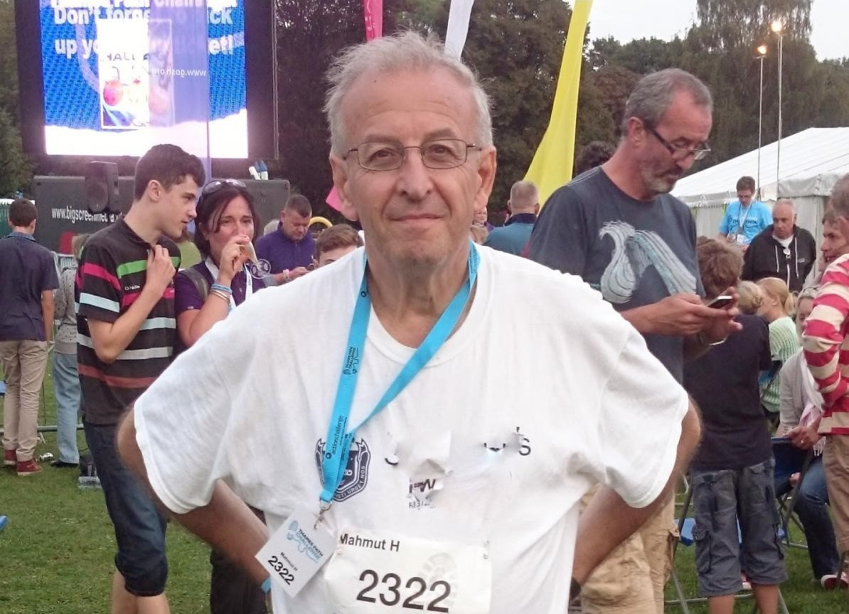 A 72 Grandfather, from Woodstock is set to take on the Maraton Des Sables