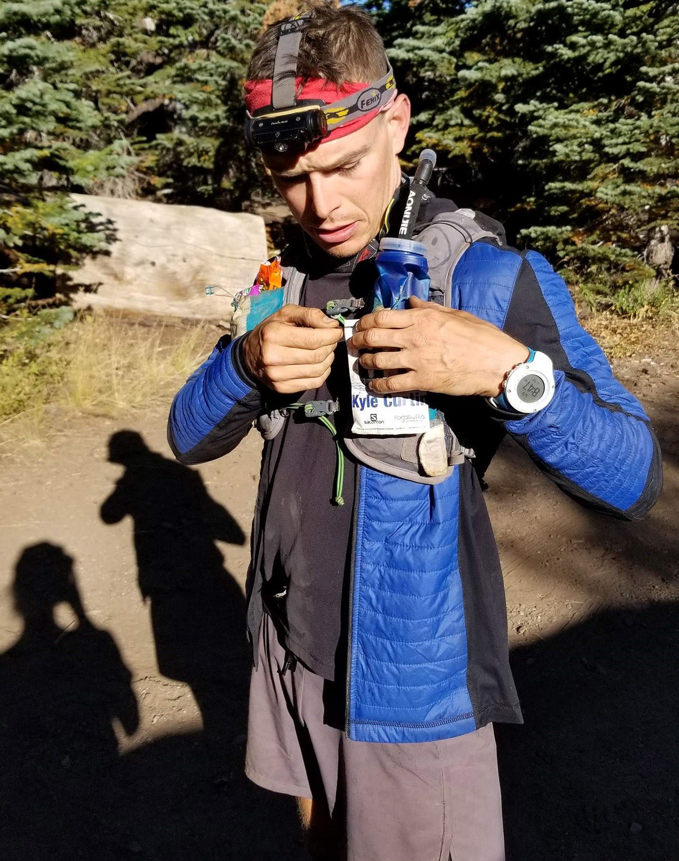 Ultra runner Kyle Curtin smashes Tahoe 200 Endurance Run record