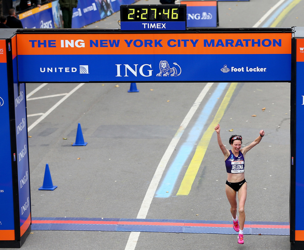 Two-time New York Marathon winner Jelena Prokopcuka retires from professional competition