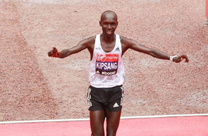 Former world Marathon record holder and policeman Wilson Kipsang arrested
