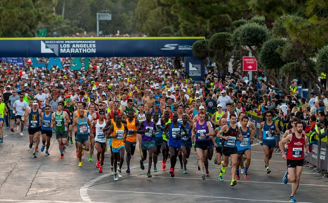 Skechers Performance returns as title sponsor for the 2019 Skechers Performance Los Angeles Marathon