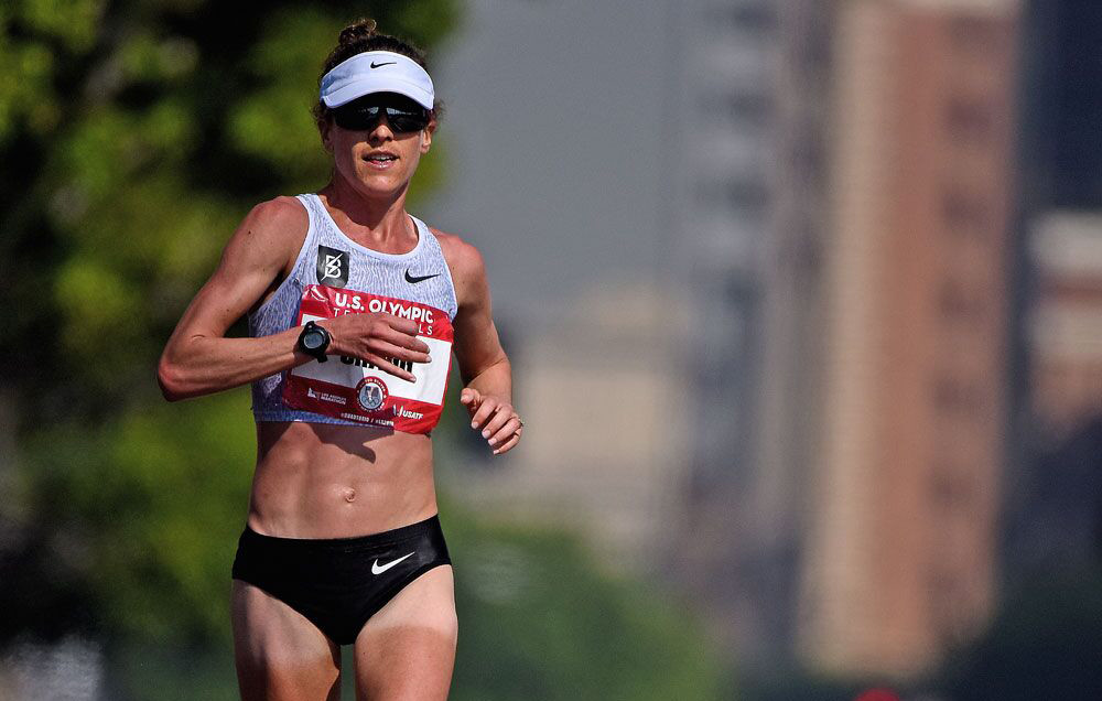 Amy Cragg, among the only top U.S. women not included in the field?