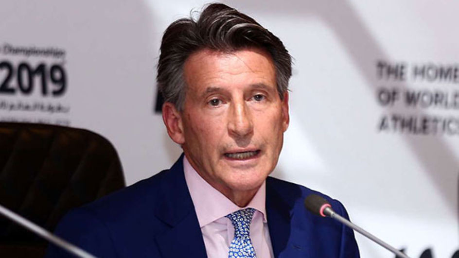 World Athletics president Sebastian Coe, announced a new pathway to Tokyo Olympics