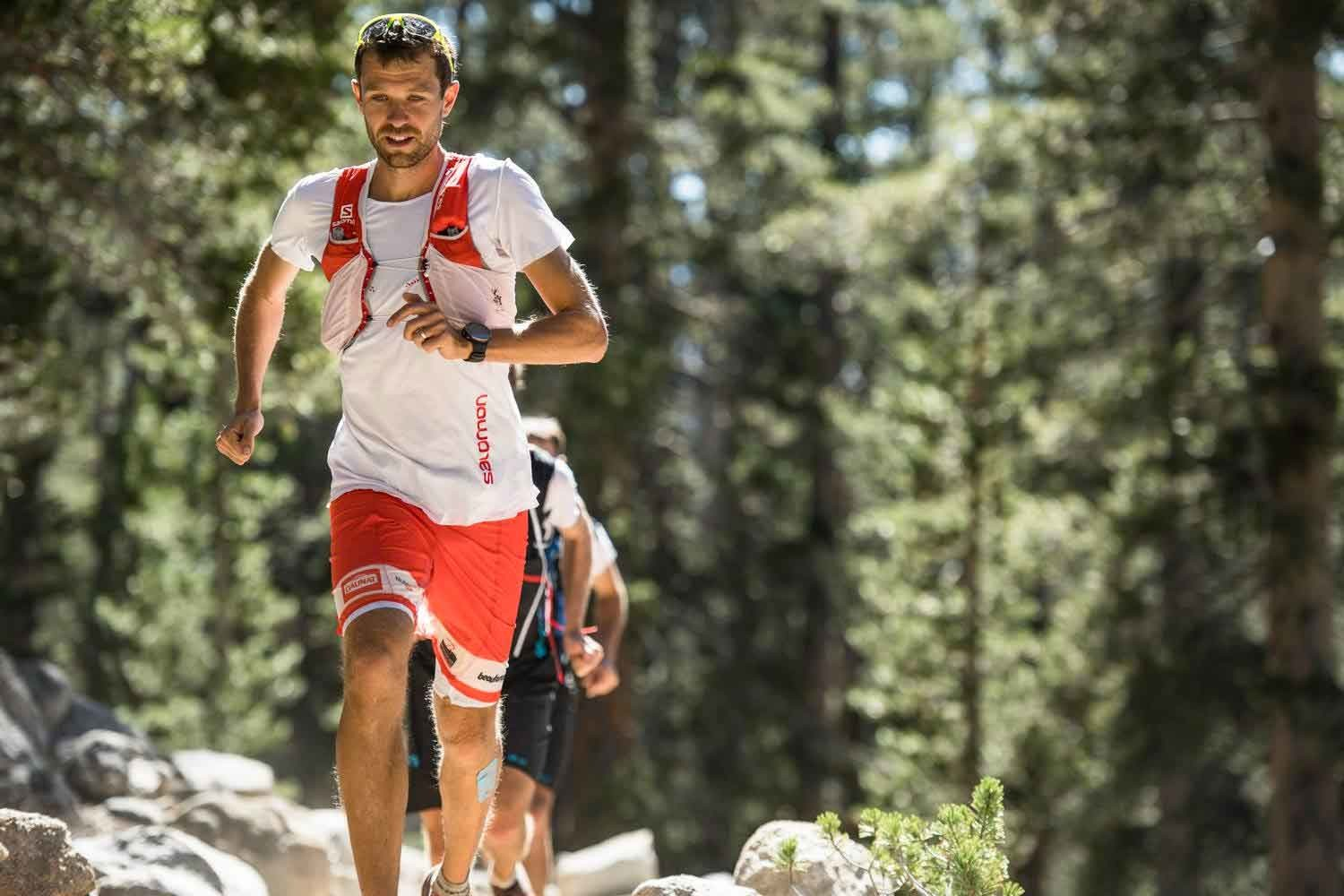 Francois d'Haene, is a favorite at Western States 100 Mile Endurance Run
