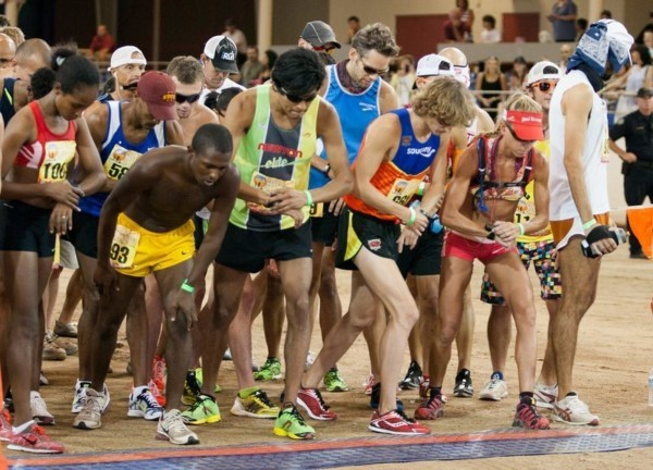 The Hottest Race On Earth happens June 16 in Scottsdale where temperatures have reached as high as 122F degrees