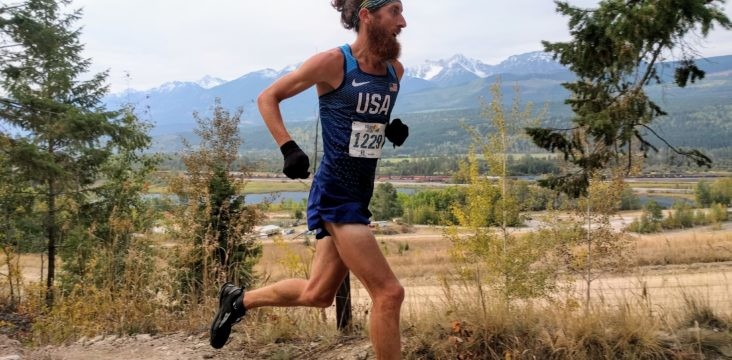 2020 Mountain Running Championship in Golden BC Canada have been canceled