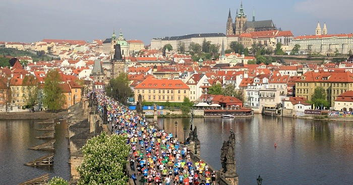 2021 Prague half Marathon has been postponed until September