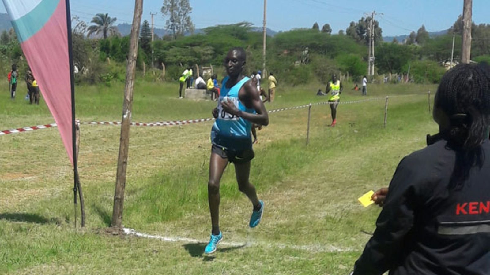 Charles Yosei and Sheila Chelangat are keen to run at both the World Cross Country Championships in Bathurst, Australia and Olympic Games in Tokyo next year