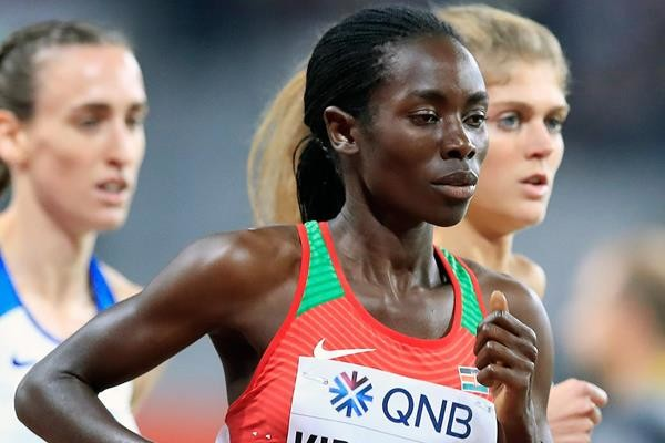 Kenyan Margaret Chelimo says that 2020 Tokyo Olympics was her big target this season