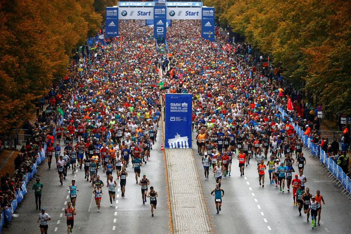 More about the 2020 Berlin Marathon Cancelation