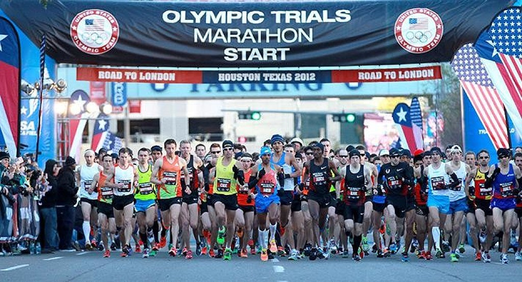 Image result for us olympic trials marathon start